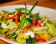 drumsticks salat
